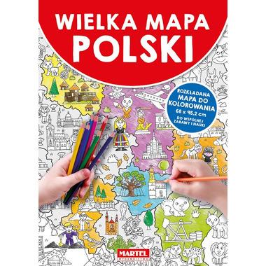 Wielka mapa polski
