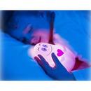Lampka nocna przytulanka Lumilove Barbapapa różowa USB