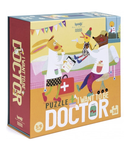 Londji, I want to be Doctor