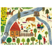 Londji, Enjoy the Farm Puzzle 100