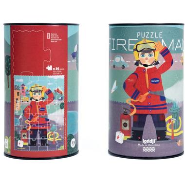 Londji, Fireman