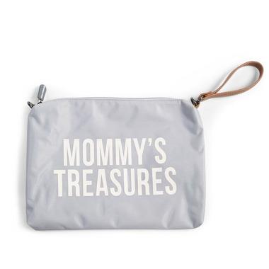 Childhome, Torebka Mommy's Treasures szara