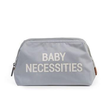 Childhome, Kosmetyczka Baby Necessities szara