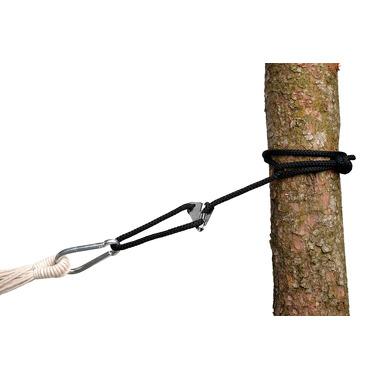 Amazonas, Smartrope - Lina do wieszania hamaków i huśtawek black