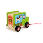 Scratch, Samochód sorter do ciągnięcia Farma