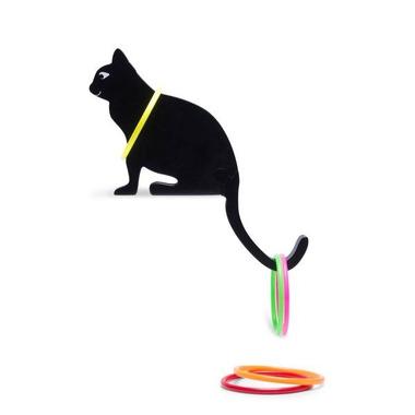 Buiten Speel, Gra zręcznościowa Czarny Kot