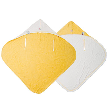 Dwustronny ręcznik Reluxury Gold Lodger