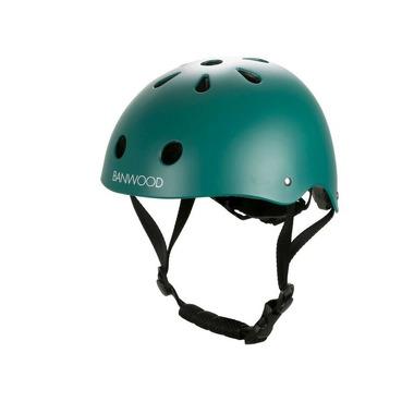 Banwood, dziecięcy kask rowerowy green