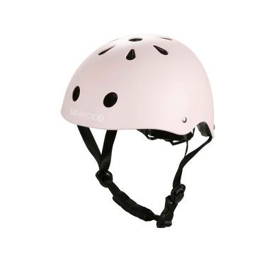 Banwood, dziecięcy kask rowerowy pink