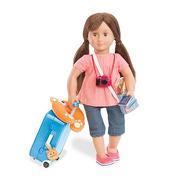 Our Generation, Zestaw podróżny Obieżyświat - walizka i akcesoria podróżne