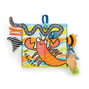 Jellycat, Książeczka dla dzieci morze 21cm