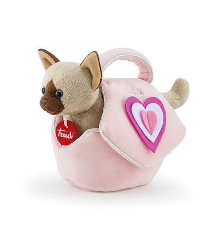 Trudi, Torebka z pluszowym kotem Filo