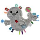 Przytulanka kocyk z metkami Label Label - Foka