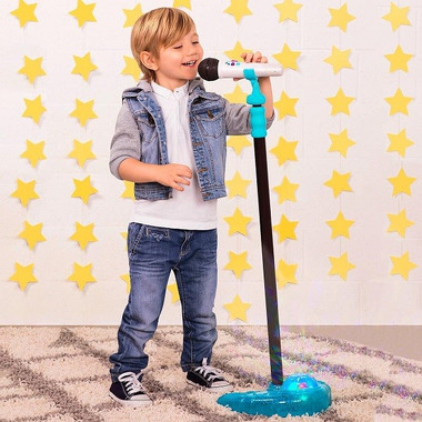 Btoys, Mic It Shine – mikrofon karaoke z funkcją Bluetooth