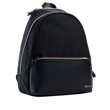 Beaba, Plecak dla mamy San Francisco black/pink gold