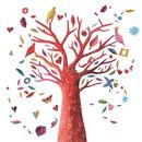 Naklejki ścienne drzewo Djeco