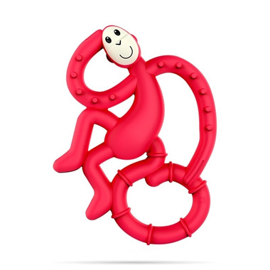 Matchstick Monkey, Mini Red Gryzak Masujący