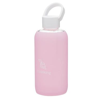 Eco Viking, Pure Water Lavender Szklana Butelka Nawadniająca dla Mam