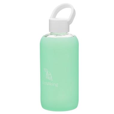 Eco Viking, Pure Water Mint Szklana Butelka Nawadniająca dla Mam