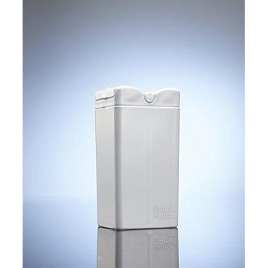 Drink In The Box, SNACK IN THE BOX Unique Pojemnik na przekąski white