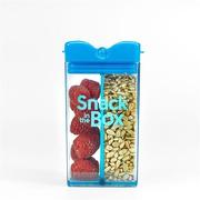 Drink In The Box, SNACK IN THE BOX Pojemnik na przekąski blue