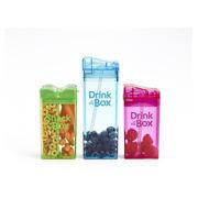 Drink In The Box, SNACK IN THE BOX Pojemnik na przekąski pink