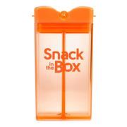 Drink In The Box, SNACK IN THE BOX Pojemnik na przekąski orange