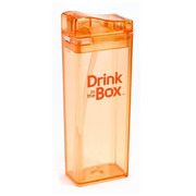 Drink In The Box, Bidon ze słomką orange 350ml