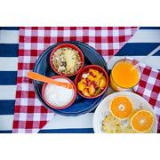 Spuni, Łyżeczki do karmienia Oops! Orange / Bouncing Blue