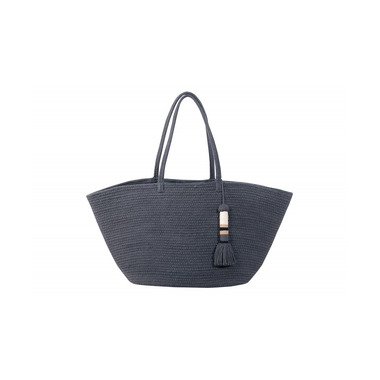 Lorena Canals, Kosz Basket Cistell Dark Grey