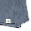 Elodie Details, Kocyk bambusowy - Tender Blue