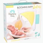 Blooming Bath, Żółty kwiat lotosu do kąpieli