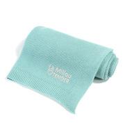 La Millou, Cotton Tender Blanket - Pistachio