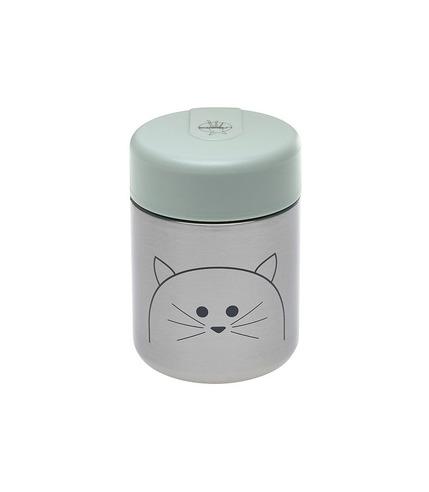Lassig, Pojemnik-termos na posiłki Little Chums Kot