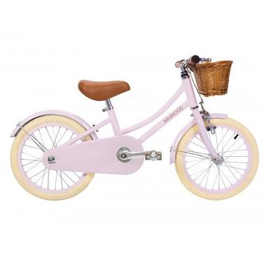 Banwood, rowerek Classic pink