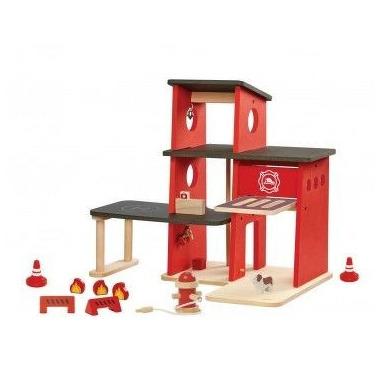 Plan Toys, Remiza Straży Pożarnej