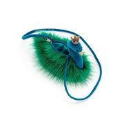 Jellycat, W koronie paw torebka 22x21 (112cm)