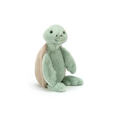 Jellycat, Bashful żółwik 31cm