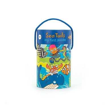 Jellycat, Moje pierwsze puzzle morskie