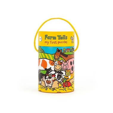 Jellycat, Moje pierwsze puzzle farma
