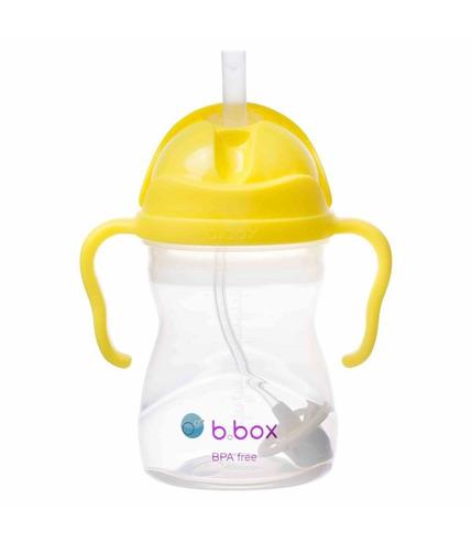 B.Box, Innowacyjny bidon ze słomką cytrynowy