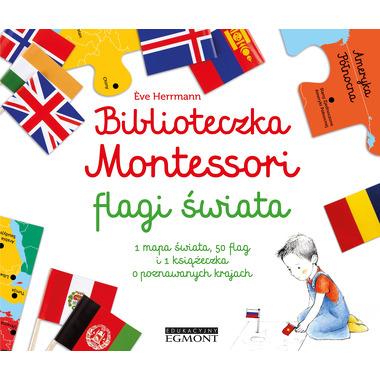 Flagi Świata Biblioteczka Montessori, Eve Herrmann