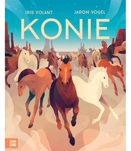 Konie, Iris Volant, Jarom Vogel