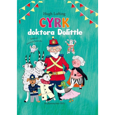 Cyrk Doktora Dolittle, Hugh Lofting