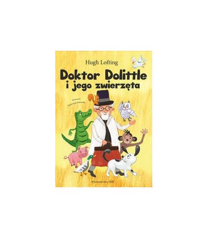 Doktor Dolittle I Jego Zwierzęta, Hugh Lofting