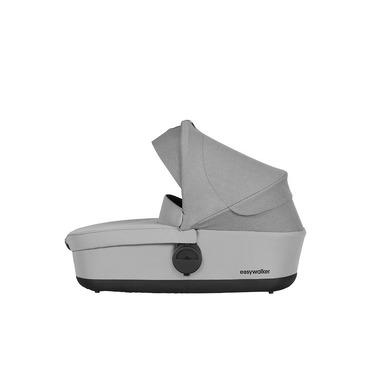 Easywalker, Harvey² Gondola do wózka Stone Grey (zawiera osłonkę przeciwdeszczową)
