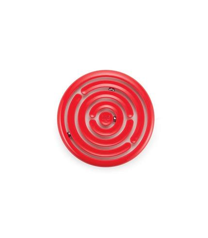 Gra zręcznościowa Labirynt z kulką czerwony Kid O
