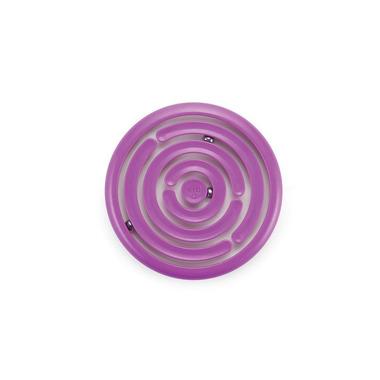 Gra zręcznościowa Labirynt z kulką fioletowy Kid O