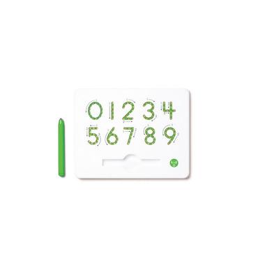 Magnetyczna tablica do nauki pisania cyfr Kid O
