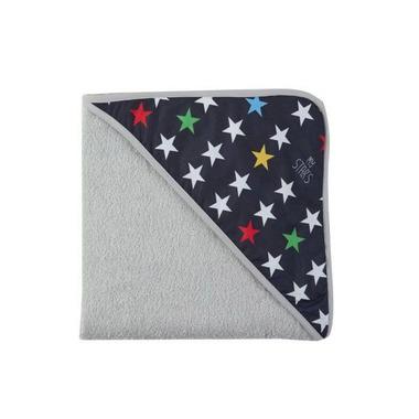 My Bag's, Ręcznik z kapturkiem My Star's black